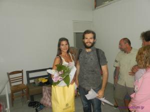 Κέλλυ Νικηφόρου & Παναγιώτης Γεωργούλας